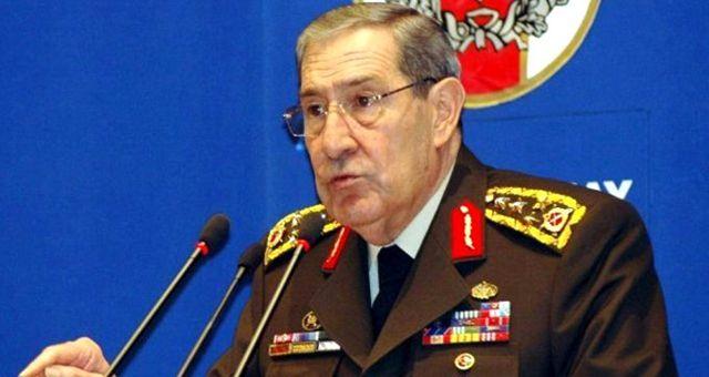 Genelkurmay Eski Başkanı Emekli Orgeneral Yaşar Büyükanıt vefat etti