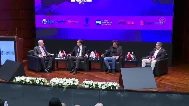 Uluslararası Futbol Ekonomi Forumu - Menajer Ahmet Bulut