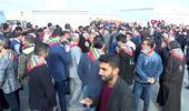 Şanlıurfa suriye türkmen meclisi kongresi yapıldı