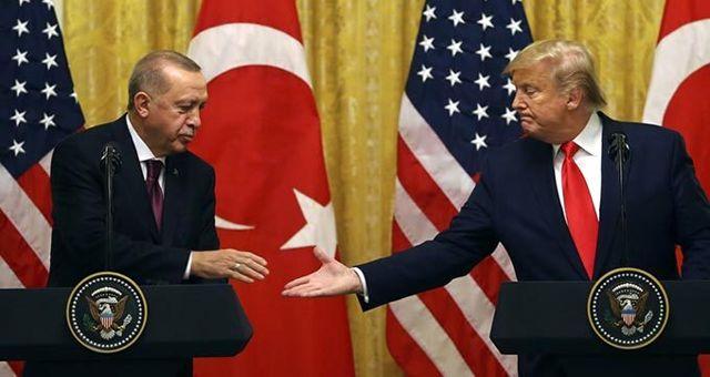 Cumhurbaşkanı Erdoğan'ın isteği üzerine Trump, Halkbank'a yönelik olası yaptırımların etkisinin incelenmesi için talimat verdi
