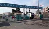 Tel Abyad'a açılan Akçakale Gümrük Kapısı'ndaki çalışmalarda sona gelindi