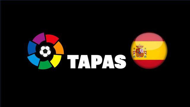 Tapas: Atıştırmalık La Liga #3