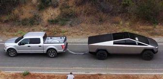 Tacoma: Tesla Cybertruck, Ford F-150'ye karşı! Bu sözler kavga çıkartır!