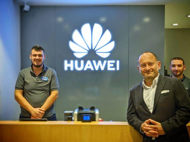 KVK Teknik Servis'in Açtığı Yeni Huawei Mağazasını Deneyimledik