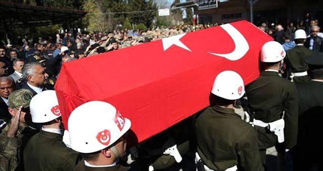 3 asker yıldırım düşmesi sonucu, 2 asker PKK saldırısı sonucu şehit oldu