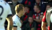 Harry Kane'in Bournemouth'a Hat-trick'i