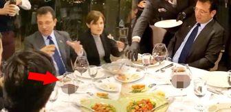 Ahmet Arslan: Ekrem İmamoğlu'nun et restoranındaki görüntüleri olay oldu