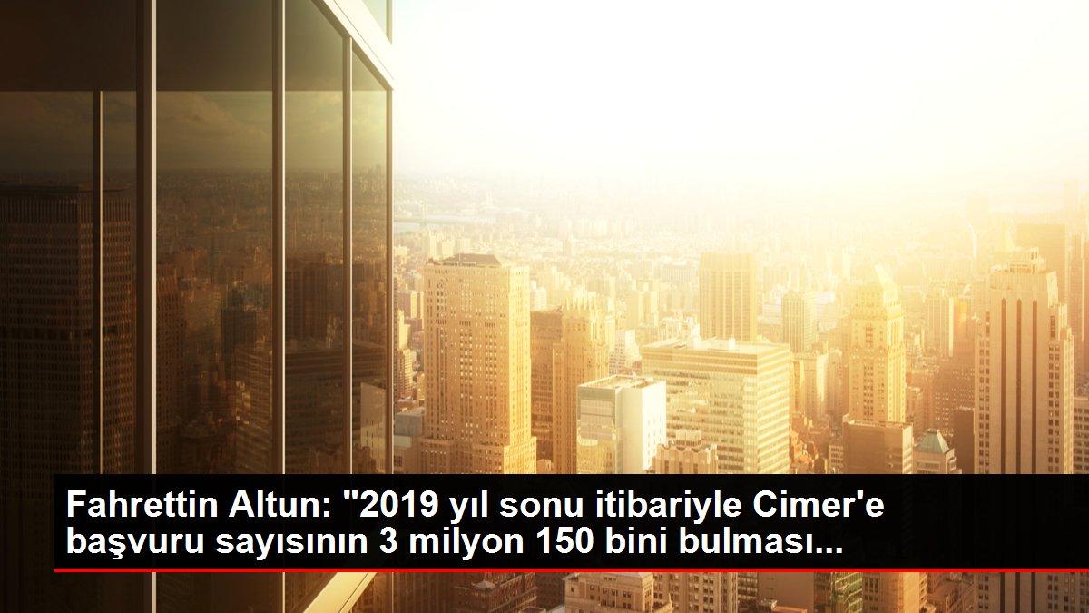 Fahrettin Altun:
