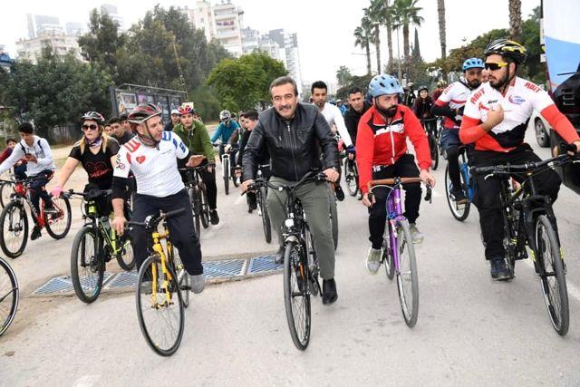 Gülen Yüzler Bisiklet Festivali
