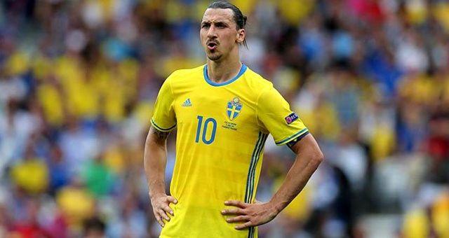 Zlatan Ibrahimovic Milan'la prensipte anlaştı