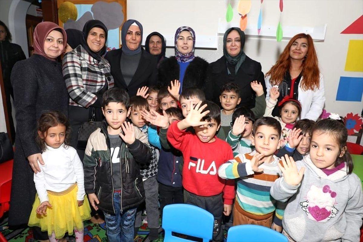 Bağlar'da aile destek merkezi açılışı