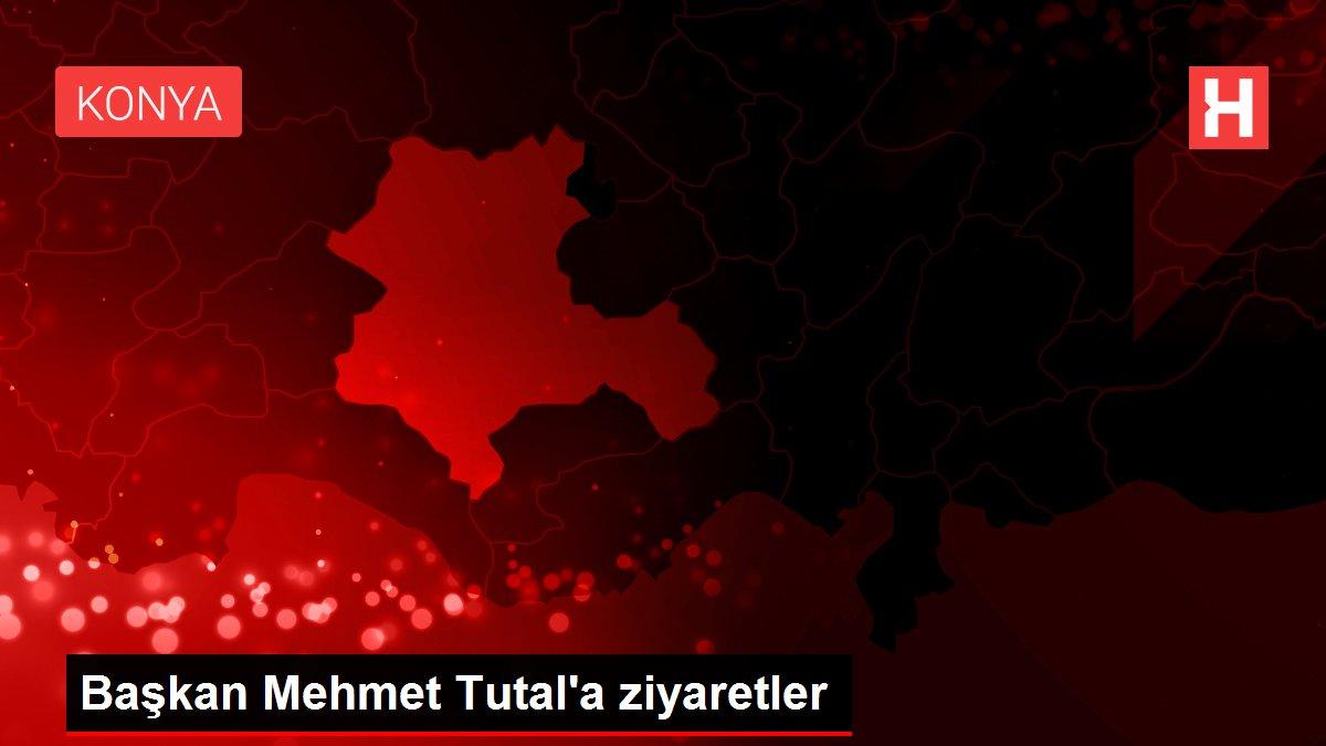 Başkan Mehmet Tutal'a ziyaretler
