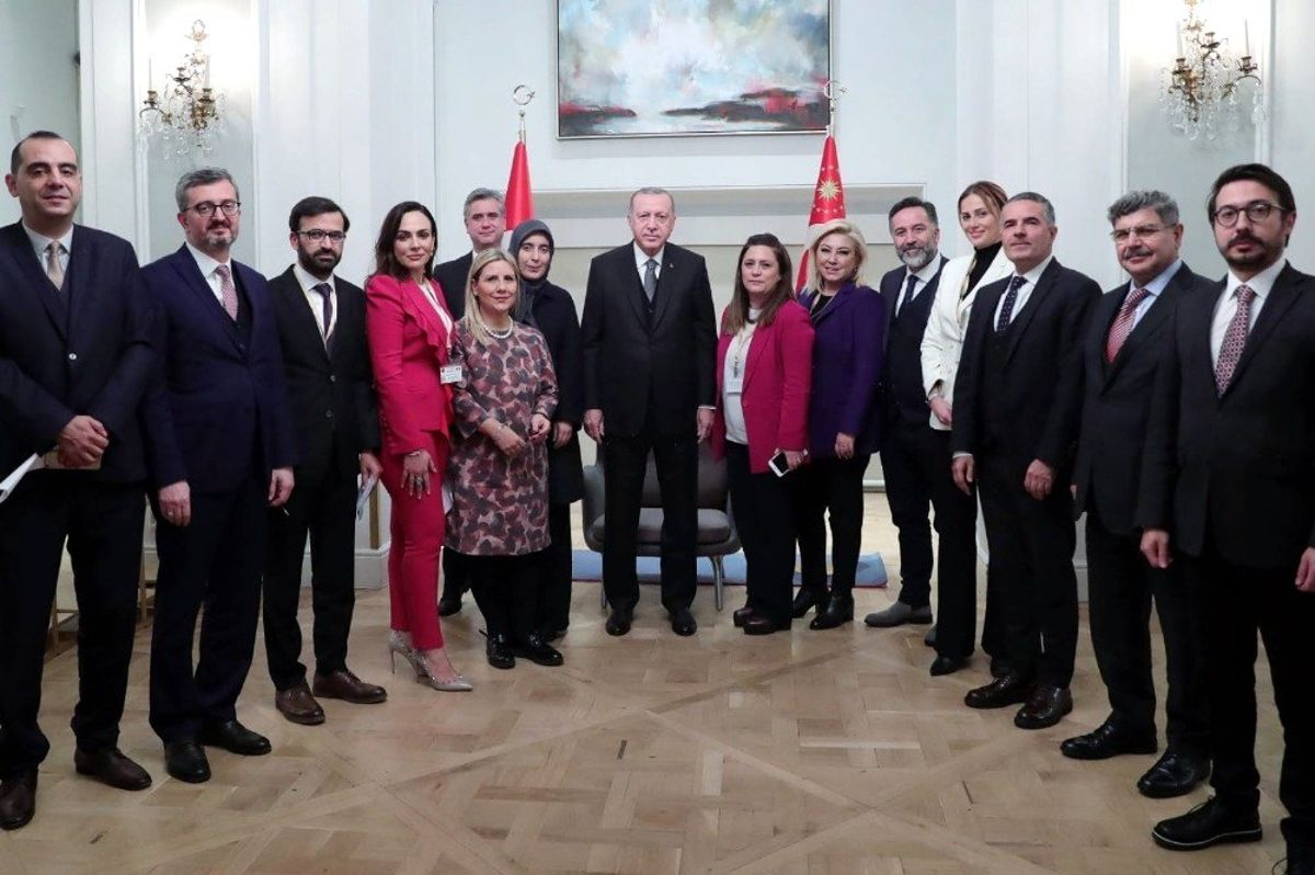 Cumhurbaşkanı Recep Tayyip Erdoğan Açıklaması