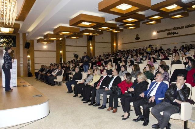 Malatya'da kanserle mücadele konferansı
