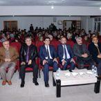 Rektör Şevli Erciş'te çeşitli ziyaretlerde bulundu