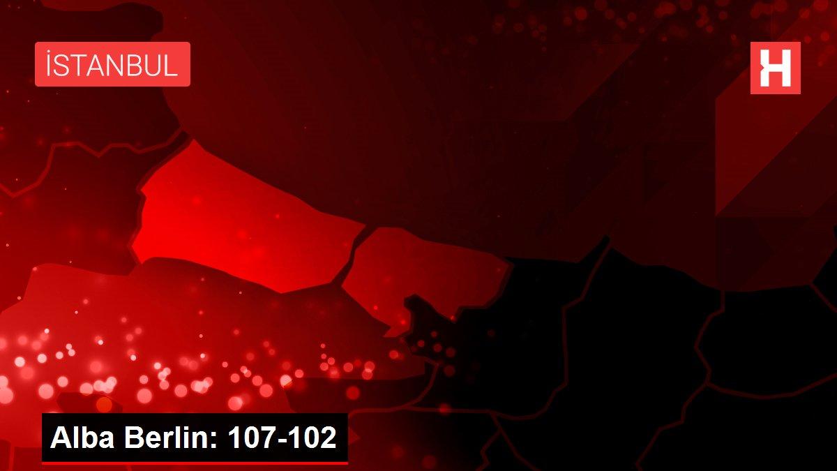 Alba Berlin: 107-102
