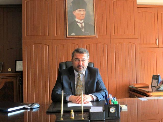 Çukurova'nın yeni müftüsü Demirlenk göreve başladı
