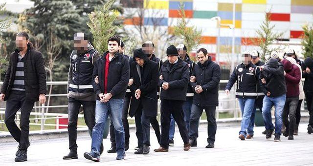 Dışişleri Bakanlığı'ndaki FETÖ'nün 'Avrupa' yapılanmasına operasyon: 10 kişi yakalandı