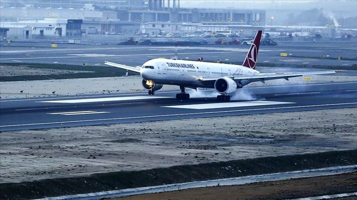 Atatürk, Sabiha Gökçen ve İstanbul havalimanlarından 11 ayda 96 milyon yolcu seyahat etti