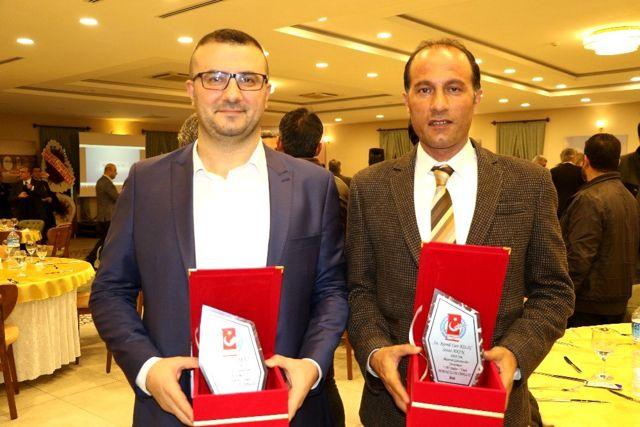 GGC'den İHA'ya iki birincilik ödülü