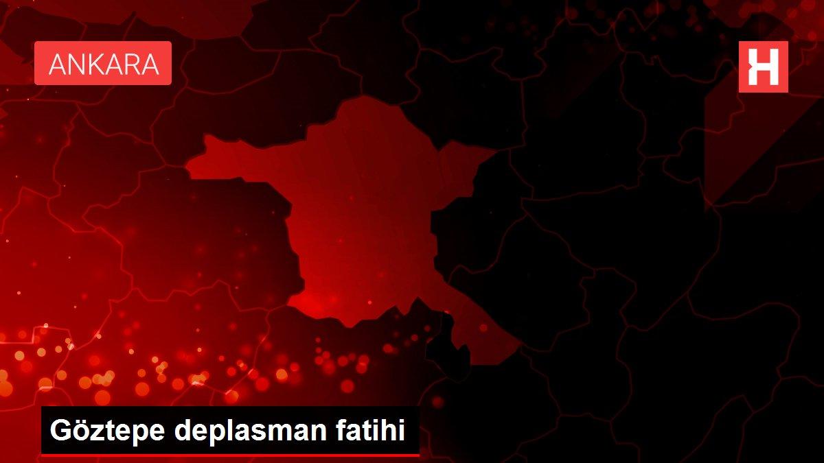 Göztepe deplasman fatihi