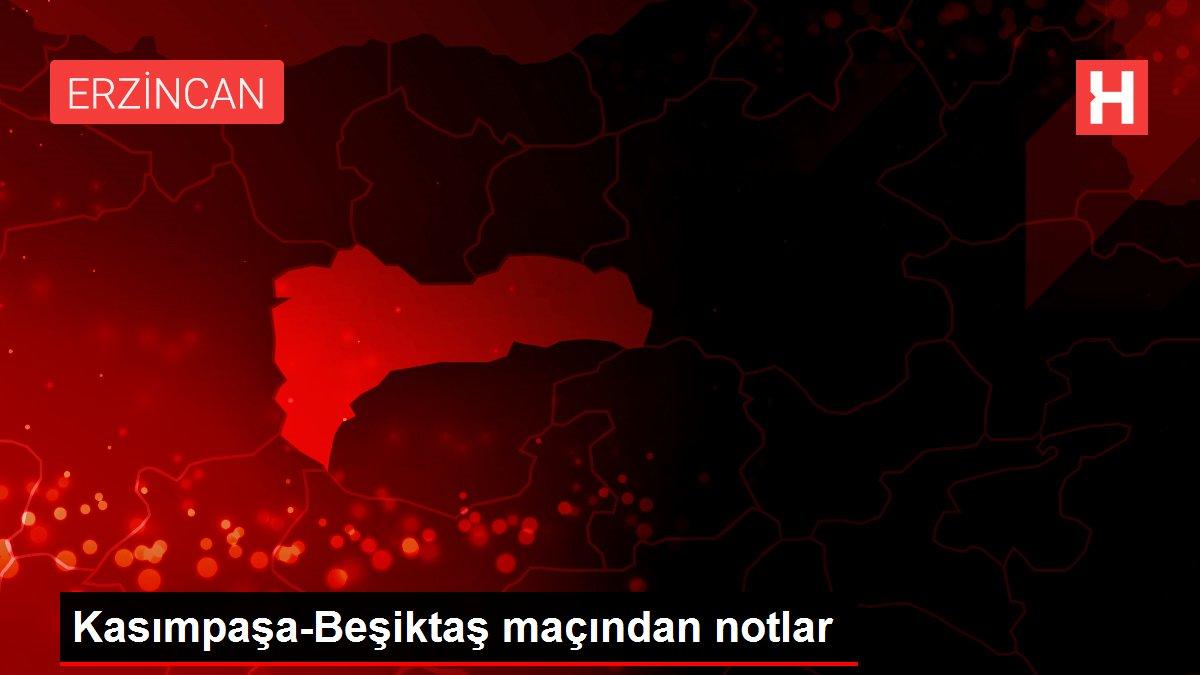 Kasımpaşa-Beşiktaş maçından notlar