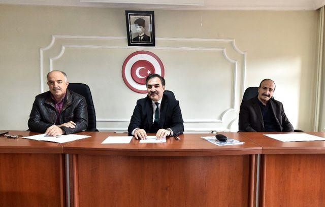 Ahlat Belediye Meclisinden engelliler için özel oturum