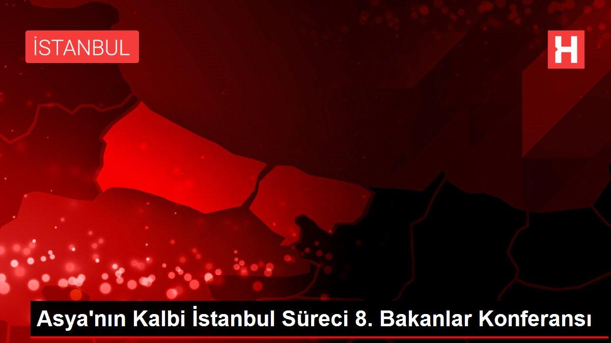 Asya'nın Kalbi İstanbul Süreci 8. Bakanlar Konferansı