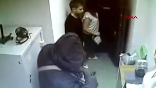 Rusya'da el bombalı banka soygunu