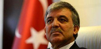 Eski Cumhurbaşkanı Gül, suskunluğunu bozdu: Demokrasi, güçlü liderin gölgesinde kalmamalı