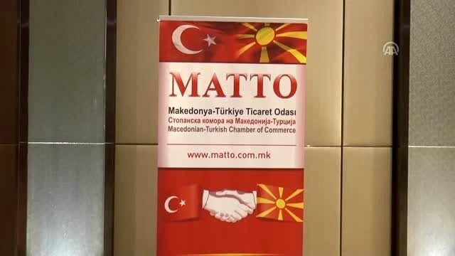 Makedonya-Türkiye Ticaret Odası 10. yıl dönümünü kutladı
