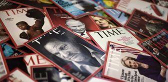 Time Dergisi 2019'da Yılın Kişisi ödülünü 16 yaşındaki aktivist Greta Thunberg'e verdi