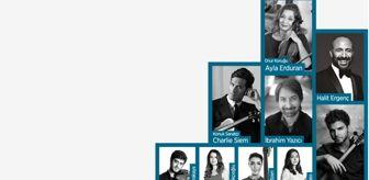 Arya Su: ÇEV Sanat Genç yeteneklerinden dev konser