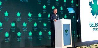 Belediye Başkanı Halil Kulak, Davutoğlu'nun partisine geçti