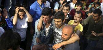 Son Dakika: HDP'nin Diyarbakır mitingine saldırının faili 3 sanığa ağırlaştırılmış müebbet