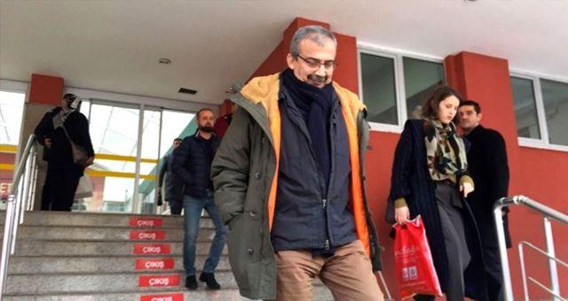 HDP'li Sırrı Süreyya Önder, uzun aradan sonra ilk kez görüntülendi