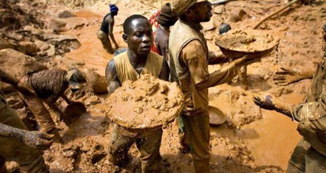 Kongo Demokratik Cumhuriyeti'nde maden ocağında göçük: 30 ölü