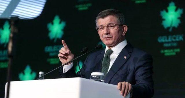 Meral Akşener ve Ali Babacan, Davutoğlu'nu arayarak Gelecek Partisi'nin kuruluşu nedeniyle tebrik etti