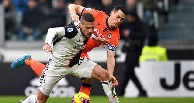 Merih asist yaptı, Juventus zorlanmadan kazandı