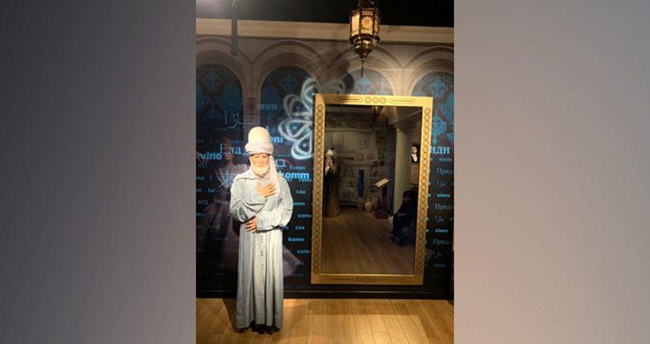 Madame Tussauds'da Mevlana figürü, Şeb-i Arus'ta ziyaretçileri bir sürprizle karşılıyor!