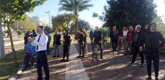Son dakika: Antalya'da bir bankaya silahlı soygun girişimi! Saldırgan gözaltına alındı