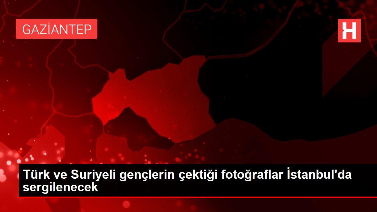 Türk ve Suriyeli gençlerin çektiği fotoğraflar İstanbul'da sergilenecek