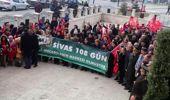Atatürk'ün Sivas'tan ayrılışının 100. yılı dolayısıyla kentte tören düzenlendi - SİVAS