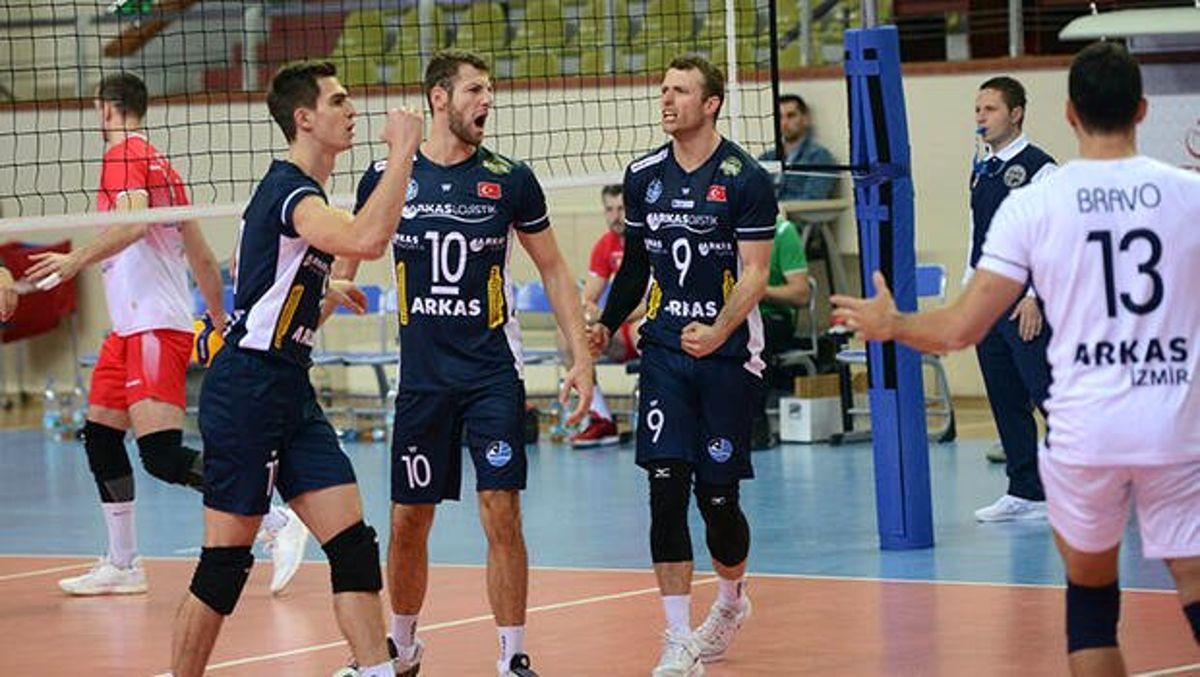 Arkas Spor 3-1 Dinamo Bükreş