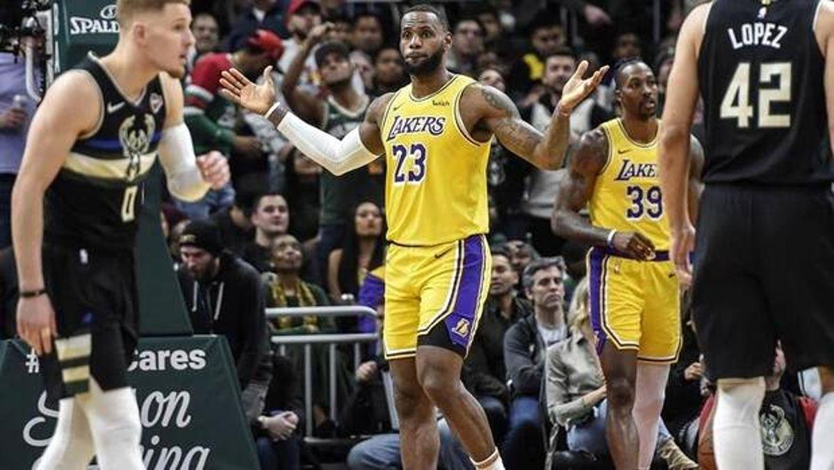 NBA'de gecenin sonuçları | Zirvedeki düellonun galibi Bucks!