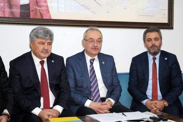 İYİ Parti Genel Başkan Yardımcısı Tatlıoğlu: 'Milletin menfaatleri neyse onun üzerinde duruyoruz'