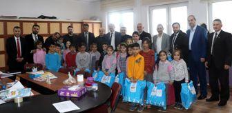Mustafa Kemal Şerbetçioğlu: Tümsiad çocukların yüzünü güldürdü!