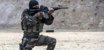 Elmadağ: Uzun namlulu silahını temizlemek isteyen özel harekat polisi, silahın ateş alması sonucu şehit oldu