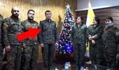 Terörist elebaşı Mazlum Kobani, Noel mesajı yayınladı