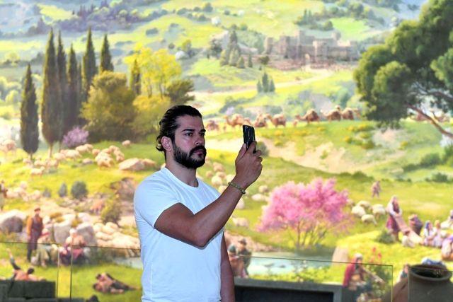 Kuruluş Osman'ın yıldızı dizi için ilham aldı